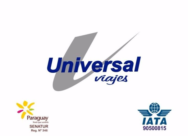 Universal viajes con licencias