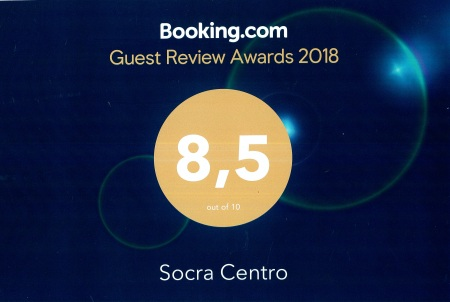 Booking 2018