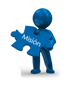 misión azul